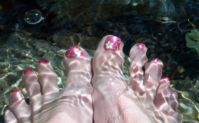 The Surprising Benefits of a Foot Spa